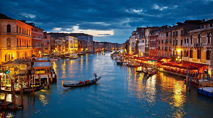 top cities for a romantic getaway - Venice